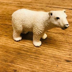 Schleich POLAR BEAR Adult Figure Wildlife Animal